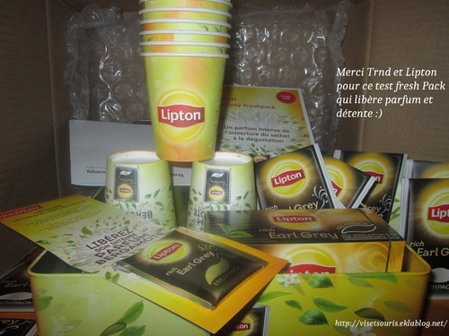 Lipton Fresh Pack