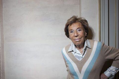Benoîte Groult, jurée du prix Femina 2013