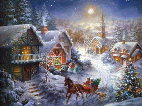 Que vienne Noël