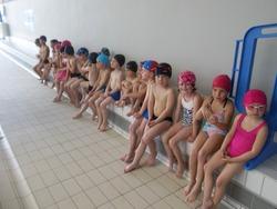 Les GS à la piscine