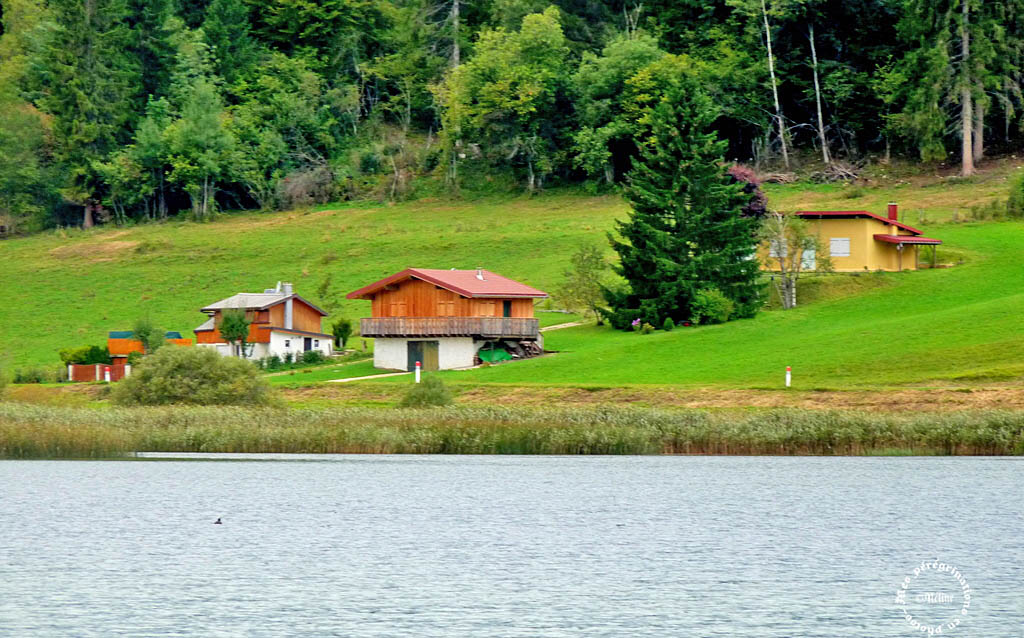 Le lac Saint-Point (7) Haut Doubs en septembre!