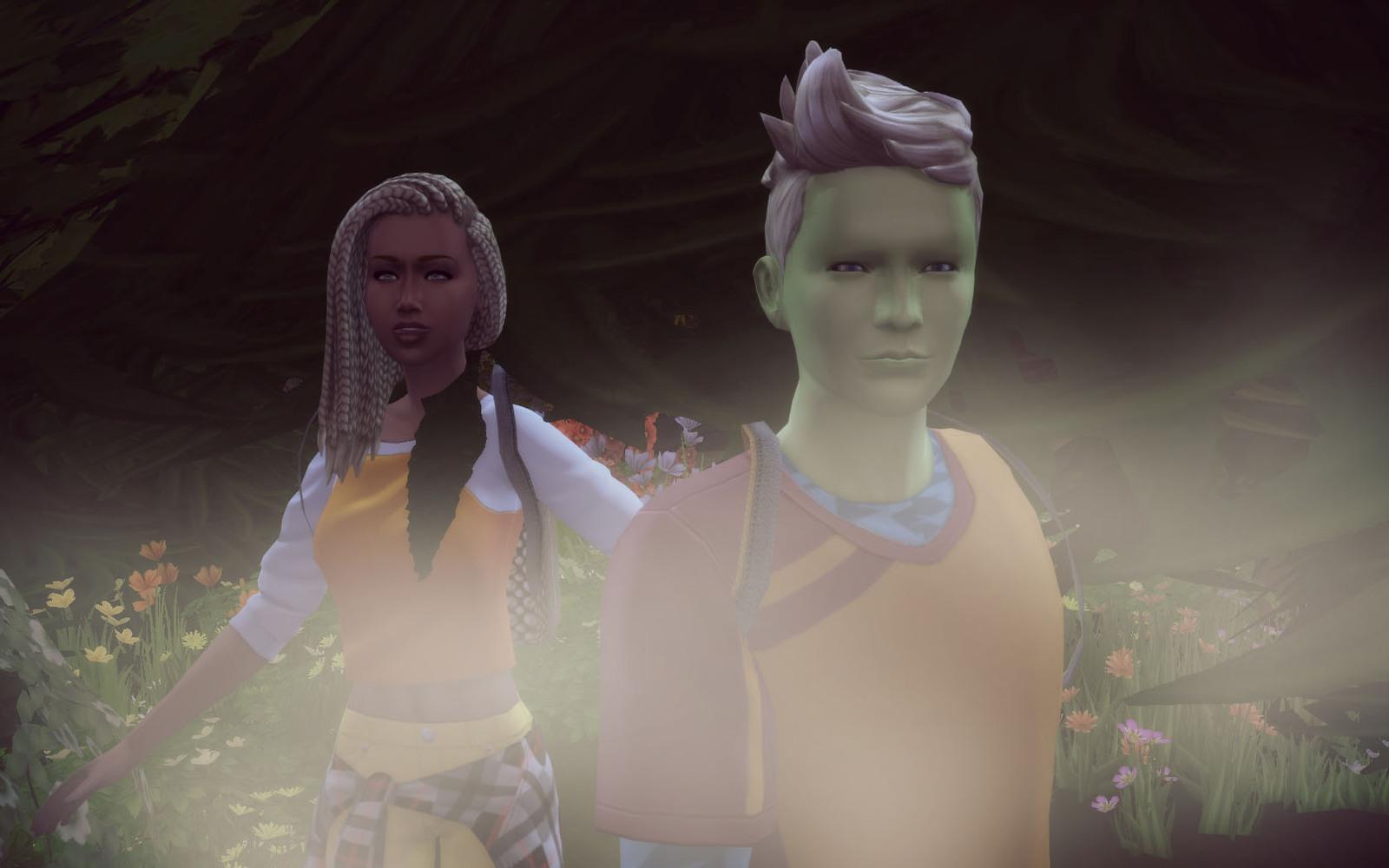 Episode 2: «Bienvenue à Forgotten Hollow!»