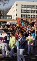 Mobilisation record mardi 18 sur le Val Rosay