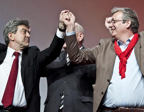 Le facisme syndical, ou facisme rouge, ces gens sont damgereux, plus que le FN
