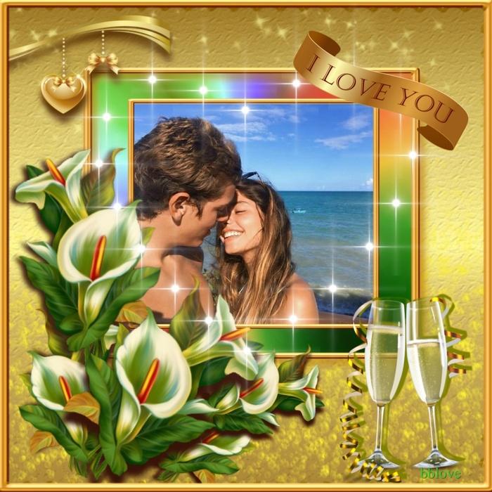 ❤️Le mois des amoureux mais on doit s' aimer  chaque jour❤️