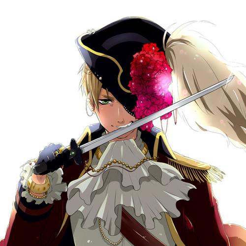 Image de hetalia, anime, and pirate