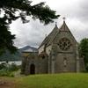 Écosse 2018 : église orthodoxe près du viaduc