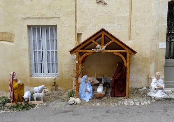 Les crèches de Flavigny sur Ozerain