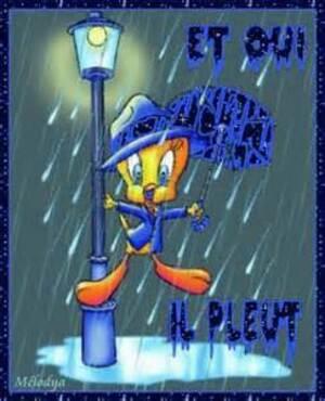 La pluie pour Mildéfis