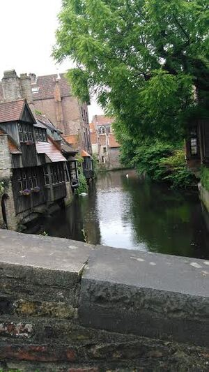 Week-end à Bruges