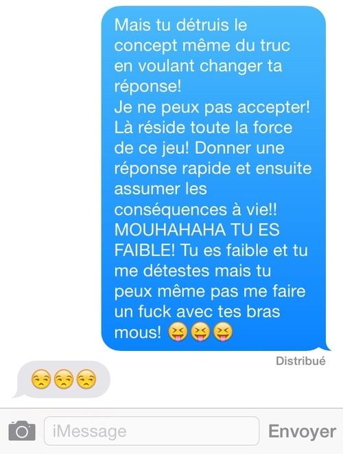 SMS de Mères #13