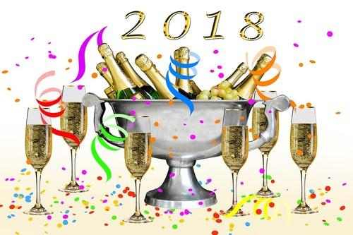 Joyeux coup de balai vers 2018