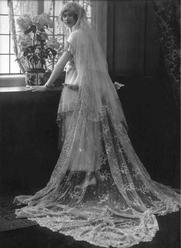 les Mariées en 1920