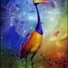 oiseau de l\'espace