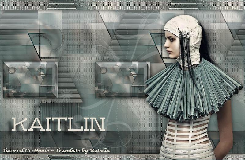 Tutorial Cre@nnie ~ Kaitlin