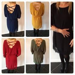 Boutique éphémère Dress Code By L§L