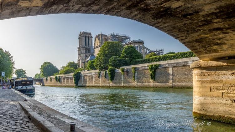 Paris : La Seine
