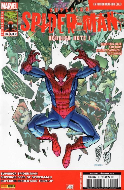 Spider-Man 18 : La Nation Bouffon (3/3)