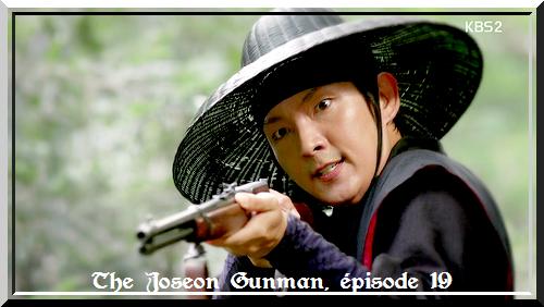 The Joeson Gunman, épisode 19 vostfr