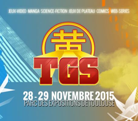 [ EN COURS DE REALISATION ] Toulouse Game Show 2015
