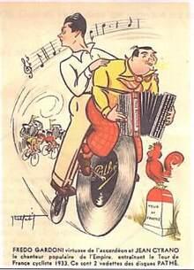 Le Tour de France en chansons ( 3 )