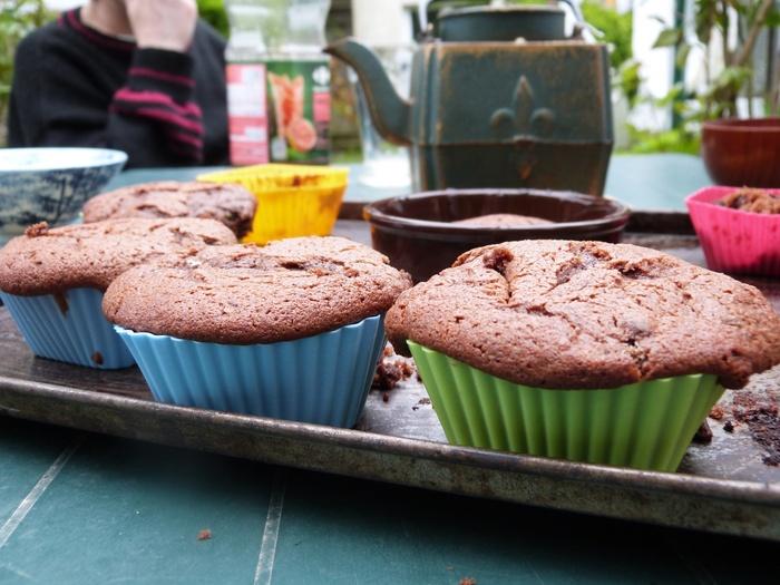 Gâteaux ! ( Mardi 8 mai 2012 )