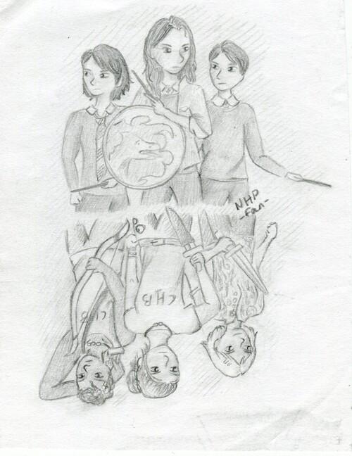 Fournée de dessins spéciale NHP