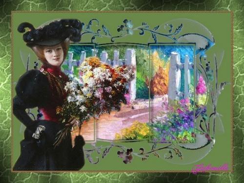 Défi femmes au jardin