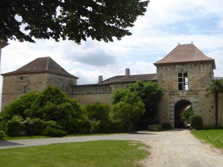 Le château - Lagarde