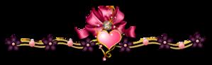 Bisous fleuris