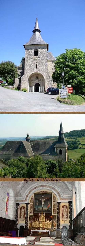 Circuit Touristique : Aux alentours de Brive-la-Gaillarde