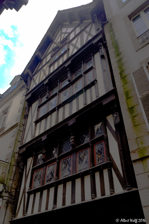 Bretagne  - 7 août 2013 - Morlaix