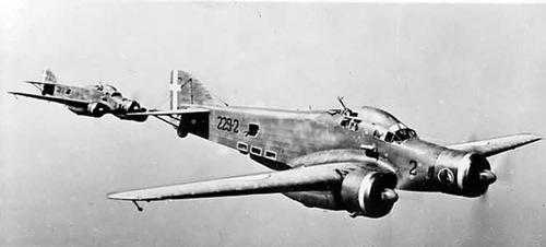 Savoia-Marchetti S-M.79 Sparviero modèle I (Italie)