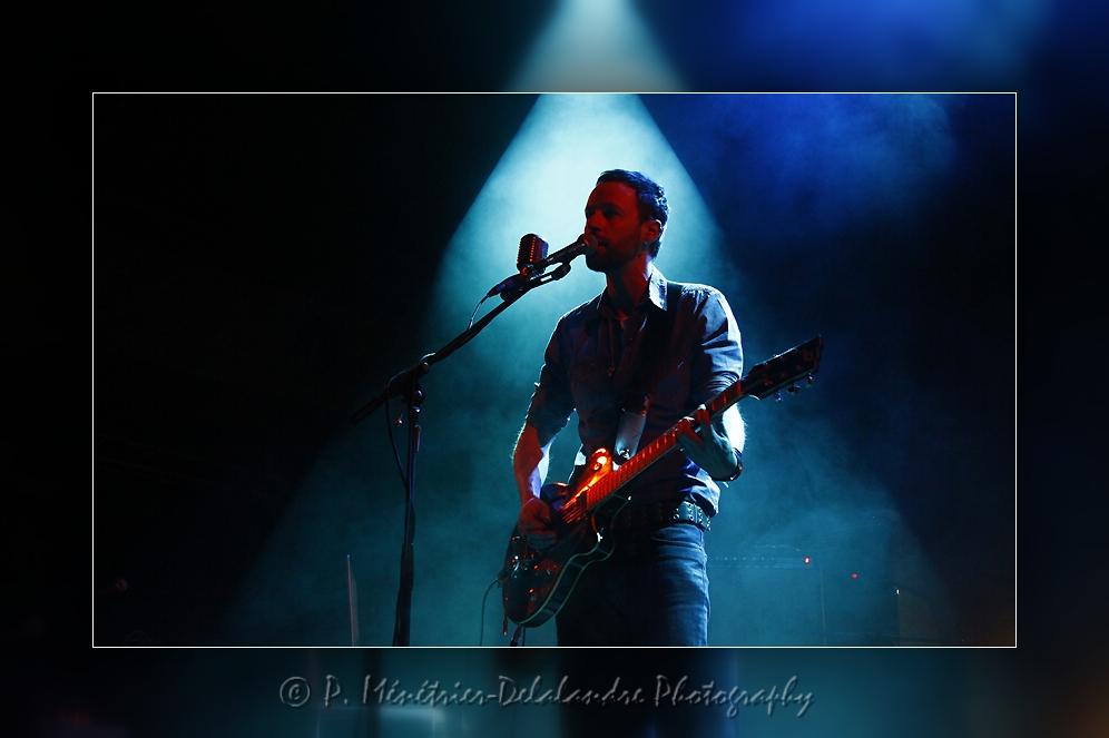 Joseph d'Anvers (4 février 2012 en première partie de Christophe Miossec - Rockstore - Montpellier)