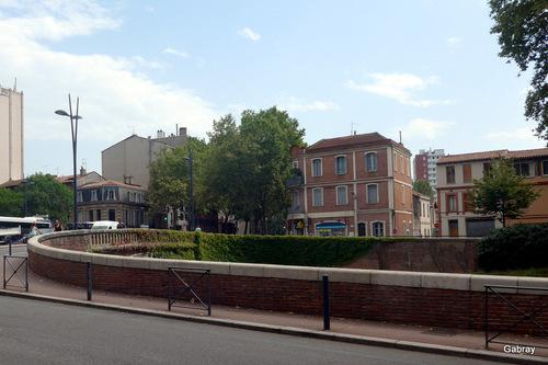 Toulouse: la statue d'Héraclès ...