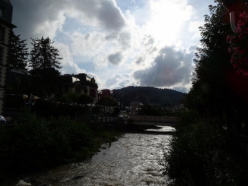 Pays d'Auvergne : La Bourboule