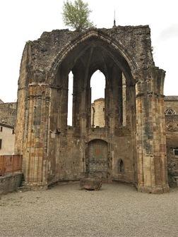 Absidiole gothique