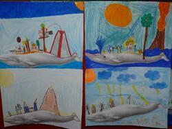 Notre exposition d'art sur le thème de la mer