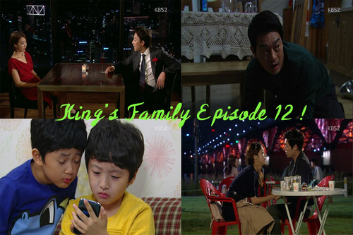 King's Family Episode 12