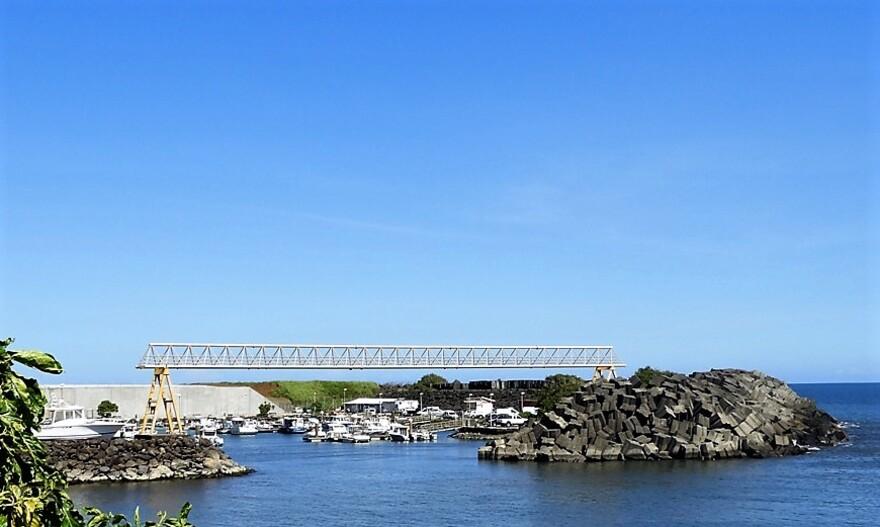 4/7/19 : Ste-Marie et son Port (4/5) -