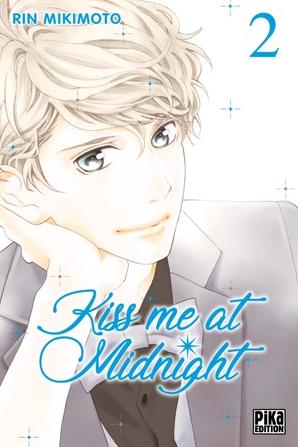 [Manga] Kiss Me At Midnight T.2