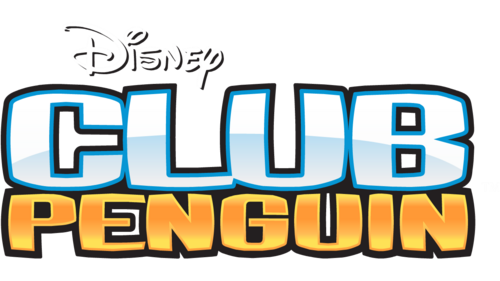 Logo de club penguin