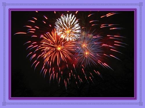 Bonne année à tous ! (1 et 2)