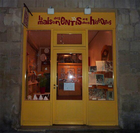 La Maison des Contes et des Histoires