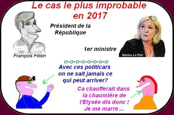 Tout est possible en 2017 même l'impossible car on sait que ce n'est pas français!