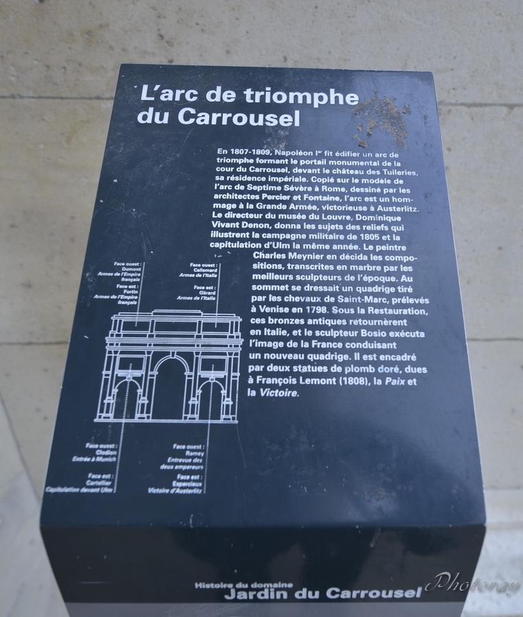Paris - Paris - Île de France - Palais du Louvre et Carrousel