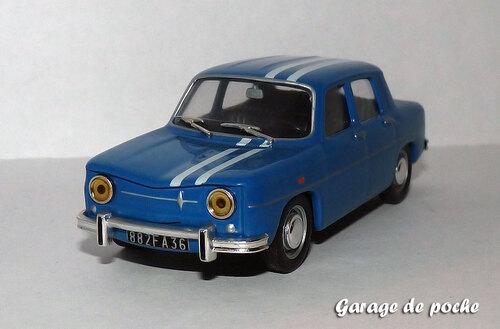 Renault 8 Gordini 1100  1966