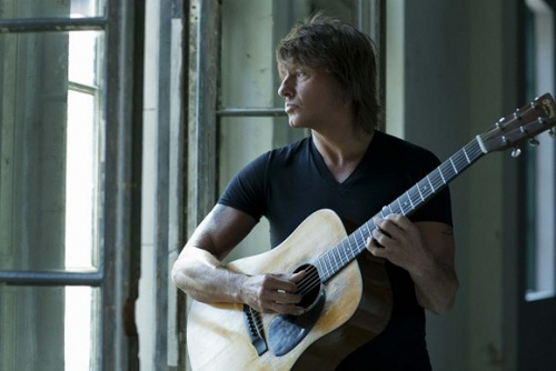Interview: Richie Sambora gets personal with new solo album, heads to Fonda Theatre next week