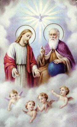 Chapelet de la Sainte Trinité