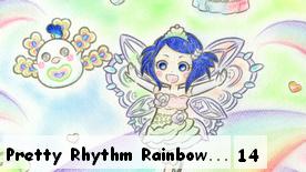 Pretty Rhythm Rainbow Live 14